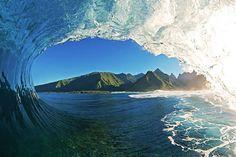 Ola de Tahiti
