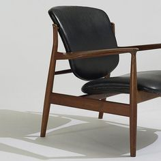 Awesome Finn Juhl Lounge Chairs, France And Sons Denmark, 1958 Signed With Metal  Disc Distributoru0027s