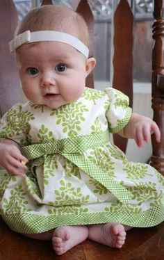 Amazing Home Sewing Crafts Ideas. Incredible Home Sewing Crafts Ideas. Little Girl Dresses, Little Girls, Girls Dresses, Baby Dresses, Peasant Dresses, Dress Girl, Mini Vestidos, Sewing For Kids, Sewing Clothes