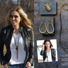"""Check out our Rep Shantell Robertson's blog post: """"How To Look Like A Catalog Model In 3 Simple Steps""""! via @luckymagazine"""