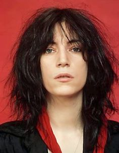 Patti Smith  The 35 Best Brunette Beauties of All Time: From Audrey Hepburn to Beyoncé – Vogue - Patti Smith