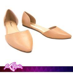 #Calzado cómodo, práctico y de los que siempre quedan bien ♥#Flats #Zapateria 1er.Semi-Piso