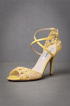 Lemnos Peep Toes from BHLDN