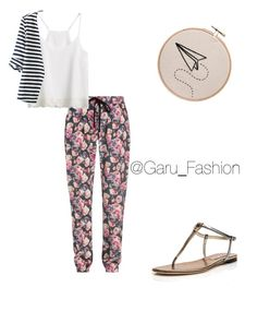 """Sin título #165"" by garufashion0 on Polyvore featuring moda, Markus Lupfer y Emy Mack"