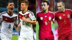 Con la llegada de Löw, Alemania comenzó a construir un juego más parecido al tiqui-taca español y Mesut Ozil y Toni Kroos encarnan esa.#WUNPLAN600,/WUNPLAN600,http://latino.plan600.com