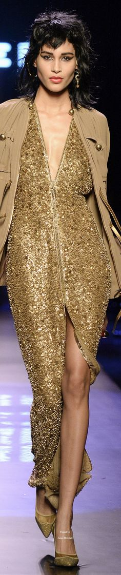 Jean Paul Gaultier Collection Spring 2016 Couture
