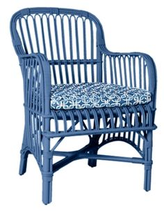 Plain To Paint The Chair And Settee Tables In Bridge Blue Have Cottage Furniturerattan