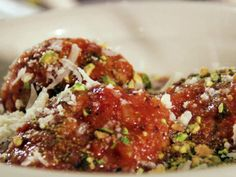 Public House Meatballs (Diners Drive Ins and Dives)