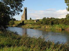 Trim Castle Ruins, Trim, Ireland