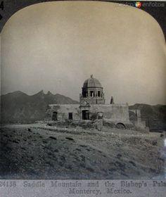Palacio del Obispado Hacia 1900