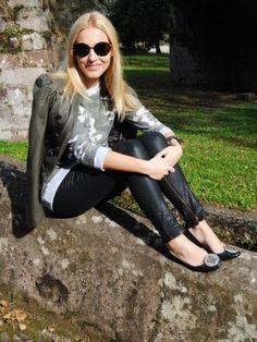 lapetiteblonde Outfit   Otoño 2012. Cómo vestirse y combinar según lapetiteblonde el 24-10-2012