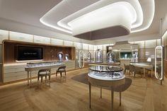ヴァン クリーフアーペルの銀座本店がオープン日本限定ウォッチも発売