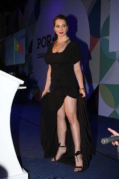 Letícia Spiller em evento em São Paulo (Foto: Raphael Castello/ Ag. News)