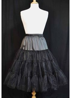 Black Petticoat (for with the swing dress) Swing Dress, Style Me, Product Description, Formal Dresses, Black, Nifty, Salsa, Essentials, Fashion