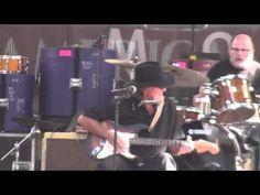 Tony Joe White - Guitar Town Copper Mtn. CO 8-11-13 SBD HD tripod - YouTube