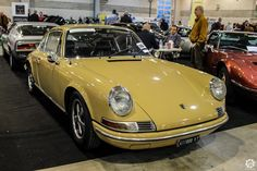 #Porsche #911 au salon Auto e Moto d'Epoca de Padoue Reportage : http://newsdanciennes.com/2015/10/27/grand-format-auto-e-moto-depoca-a-padoue/ #ClassicCar #Vintage #Voiture #Ancienne