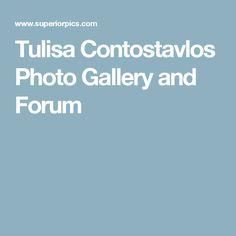 Tulisa Contostavlos Photo Gallery and Forum