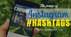 Harness the power of popular hashtags on Instagram!