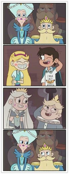 I know people are staring to ship Tom and Star but i can't Starco FOREVER Star E Marco, Starco Comic, Princess Star, Evil Art, Animation, Star Butterfly, Marvel, Cartoon Shows, Disney Cartoons