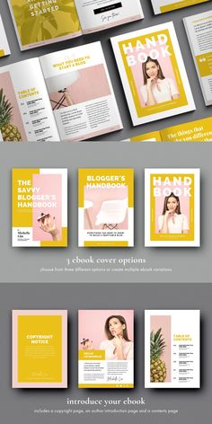 Are you ready to create your first ebook to generate passive income or grow y. Will Turner, Mini Muffins, Brochure Design, Branding Design, Opt In, Web Design, Media Design, Magazine Contents, Blogger Templates