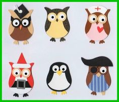Stampin' Up Owls by Liz*** - Cards and Paper Crafts at Splitcoaststampers