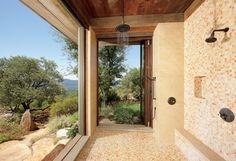 18 Inspiring Outdoor Shower Ideas for Every Style Photos | Architectural Digest