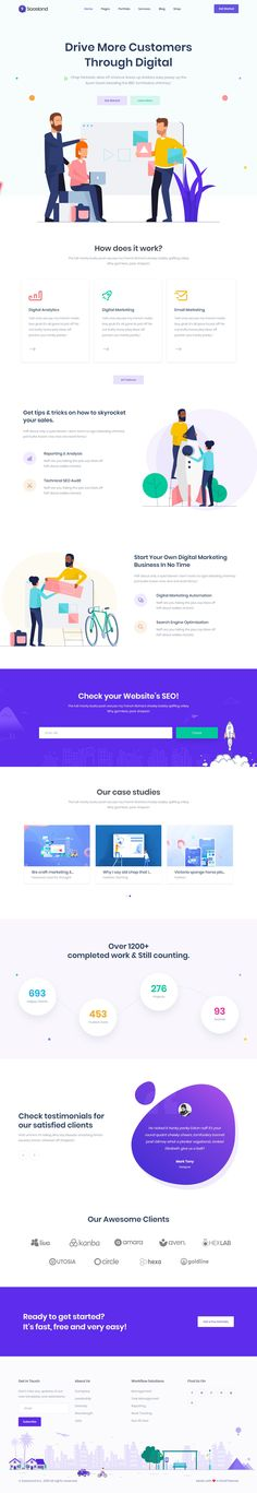 MultiPurpose WordPress Theme for Saas Startup Software Business Website Layout, Web Layout, Layout Design, Ux Design, Modern Design, Landing Page Inspiration, Website Design Inspiration, Wordpress Theme Design, Best Wordpress Themes