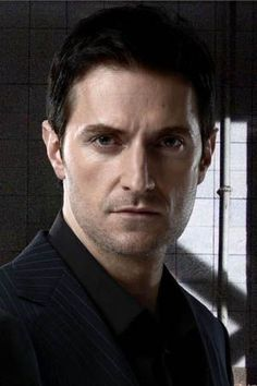 Richard Armitage as Lucas North on MI-5