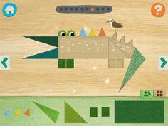 Caixa de ferramentas: Doodle Critter Math: Shapes