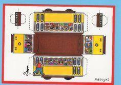 Postcard w Cut Out Tram Typical 28 Tramway Lisboa Portugal | eBay