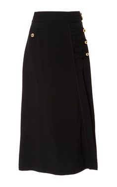 Wesley Twill Skirt by TANYA TAYLOR for Preorder on Moda Operandi