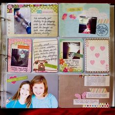 Project Life Layout/Kay Rogers