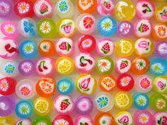 I LOVE these candies. My Mamaw had them in a candy dish. ;o)