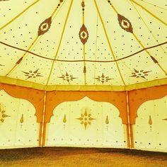 Tent for Indian Wedding #moroccan #tent #gardentents #wedding #weddingideas #royaltent ##weddingprops follow us @tentmahal