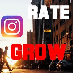 Are you focussed on growing your instagram follower base? - Did you know that the average follower growth rate across the board of all 500 million instagram users is 16% per month. - How do you rate against the average use our star rating system above and let us know where you sit in the rating scale?