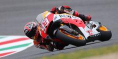 Marquez fastest with temperamental weather in Mugello {PR} | Potret Bikers.com
