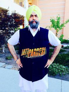 Jaspreet Singh Attorney at Law USA in a movie scene in up coming Punjabi Movie #JattPardesi releasing soon