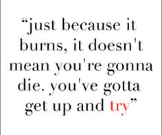 """P!NK - """"Try"""" Always thinking this phrase when exercising"""