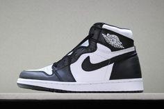 5469361fd17aab 2018 Air Jordan 1 Retro High OG Black White Men s Size Shoes 555088-010