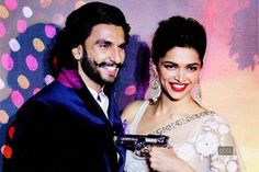 Ranveer Singh and Deepika Padukone's alleged love life