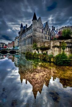 Ghent, Belgica.