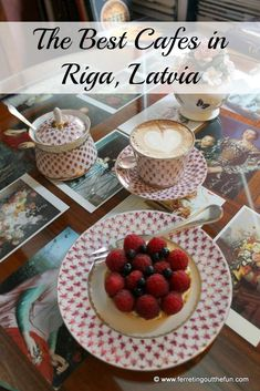 Cafe culture is alive and well in Riga, Latvia, with one seemingly on every block. Which are worth visiting? Here is my guide to the best cafes in Riga.