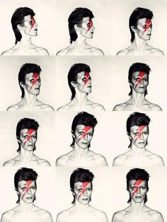 OH...WHO COULD NOT LOVE ALADDIN SANE?