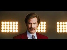 'Anchorman: The Legend Continues': Ron Burgundy returns in two teaser trailers