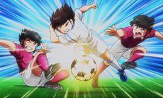 Captain Tsubasa, Blue Dragon, Dragon Ball Z, Olivier Tom, King Of Fighters, Girls World, Cartoon Network, Anime Manga, Character Art