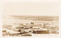 Historical Photos Photographs of Rocky Mountain House Historical Photos, Rocky Mountains, Paris Skyline, Nostalgia, Photographs, History, House, Travel, Image