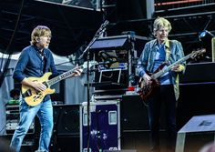 Grateful Dead End 50-Year Career With Moving, Magnificent Final Show | Rolling Stone: The final song of a fraught, moving, ultimately magnificent five-night, two-state Fare The Well concert series — billed as the final shows that the surviving members of the Grateful Dead will ever perform together. The final concert was also the run's strongest, showcasing a new band hitting its stride precisely as it was set to retire.