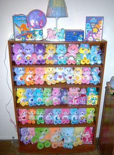 new Care Bears collection Care Bears, 90s Childhood, Childhood Memories, Bear Theme, Kawaii, Cute Teddy Bears, 80s Kids, Toy Collector, Vintage Toys