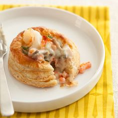 ... andouille sausage then shrimp and andouille pot pies shrimp pot pie