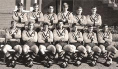 Balmain Tigers, 1969. Anyone we know on here?
